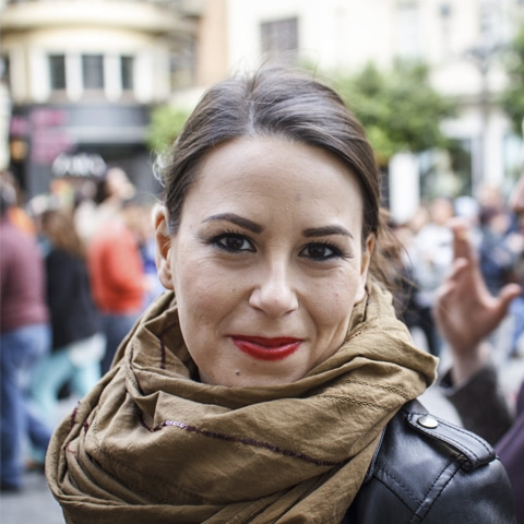 Flavia Bernárdez - TrincheraWP