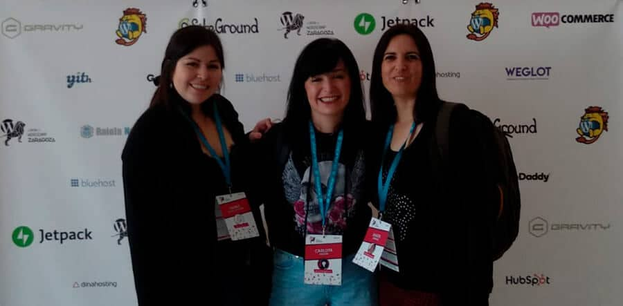 Misión WordCamp Zaragoza 2020