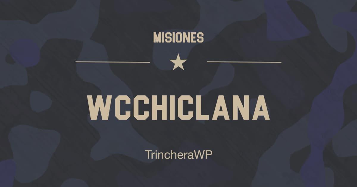 Misión WordCamp Chiclana - TrincheraWP