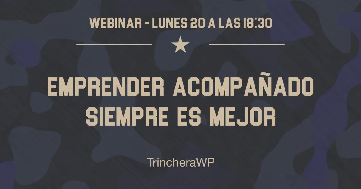 Webinar 17 - TrincheraWP