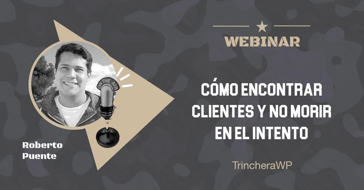 Webinar 18 - TrincheraWP