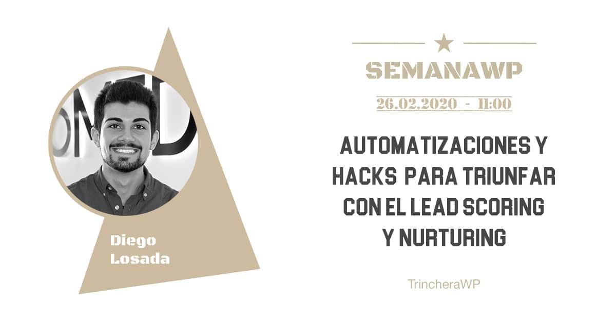 Lead Scoring y Nurturing - SemanaWP