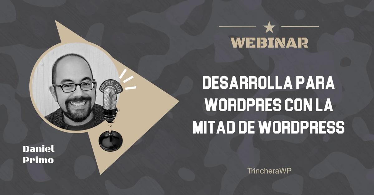 Webinar 19 - TrincheraWP