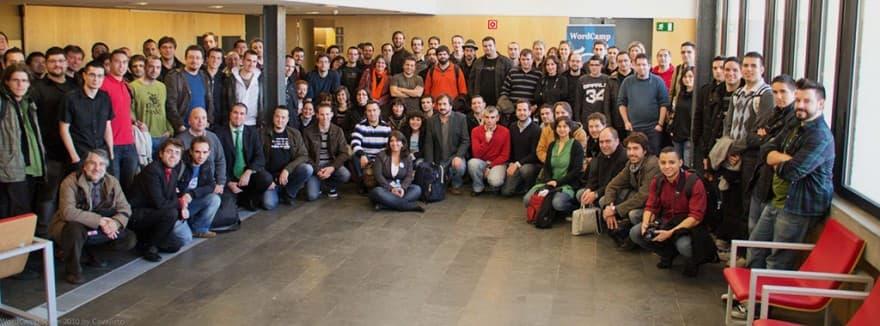 WordCamp España 2010 - TrincheraWP