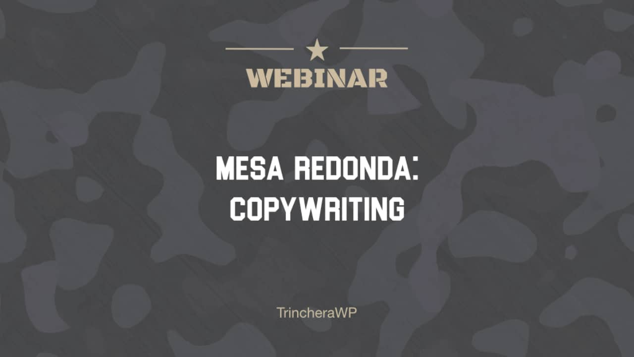SemanaWP #10 Copywriting