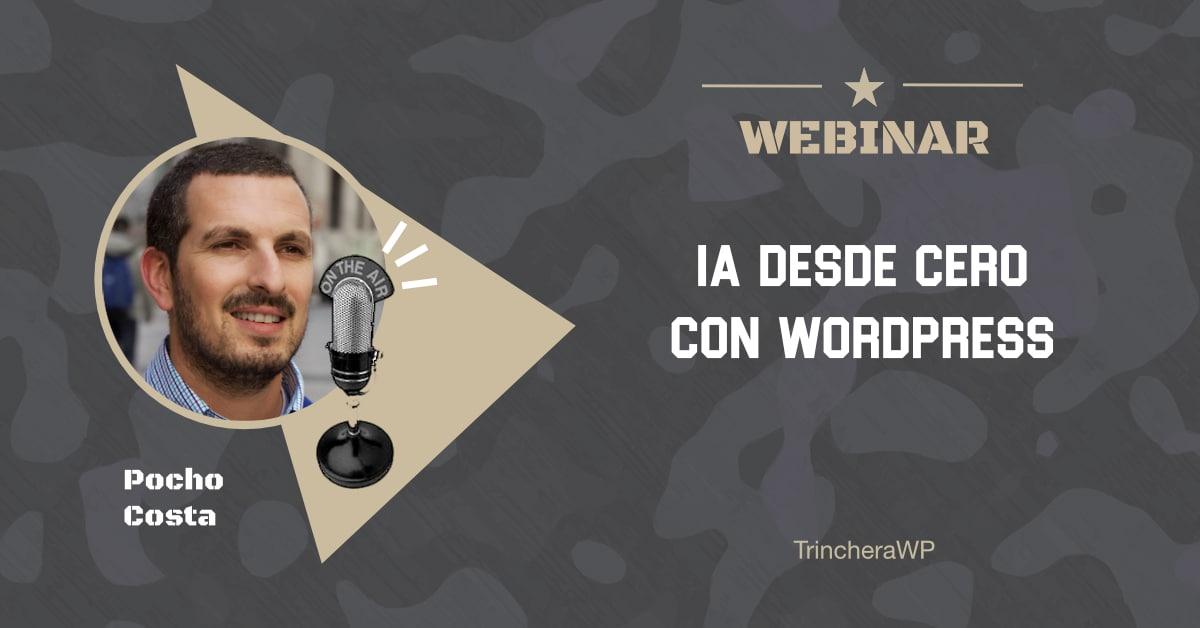 Webinar 25 - TrincheraWP