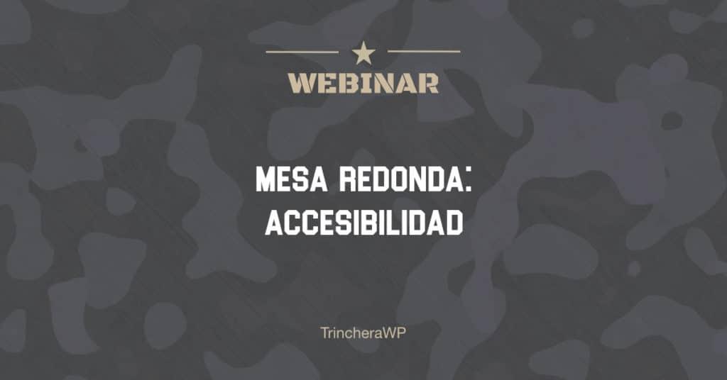 SemanaWP #11 Accesibilidad