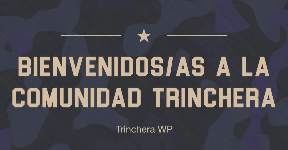 Comunidad Trinchera