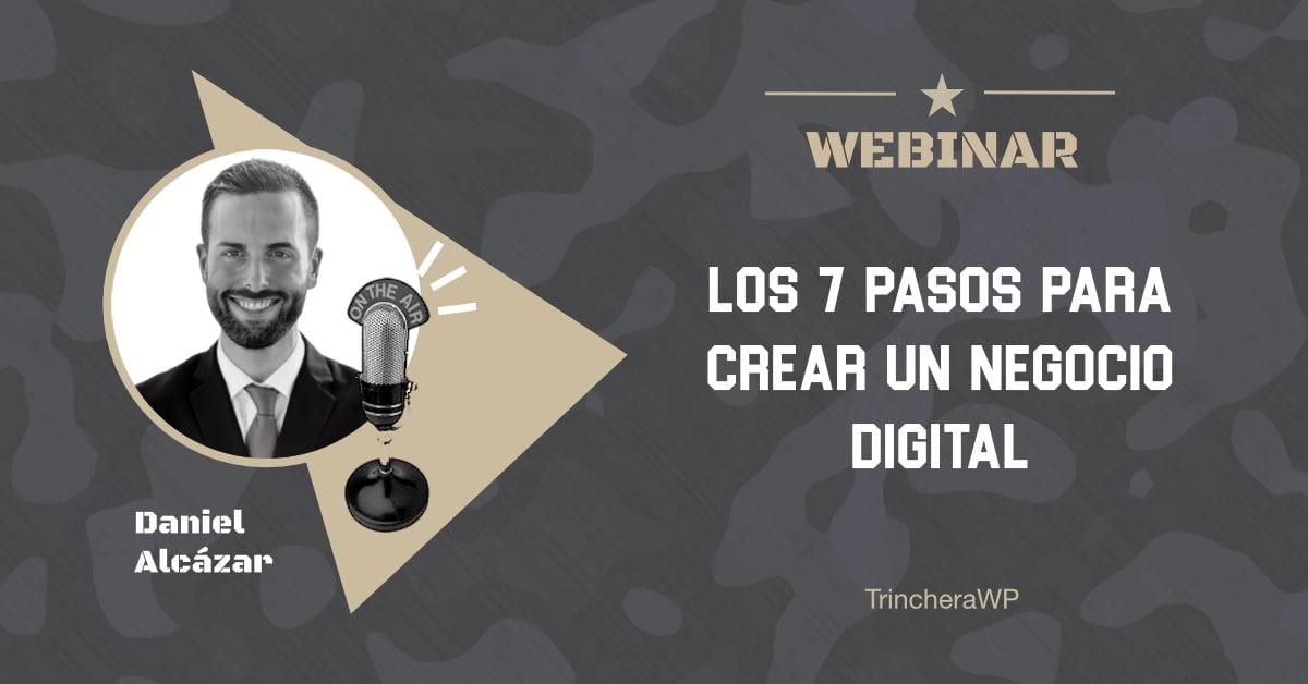 Webinar 27 - Trinchera WP