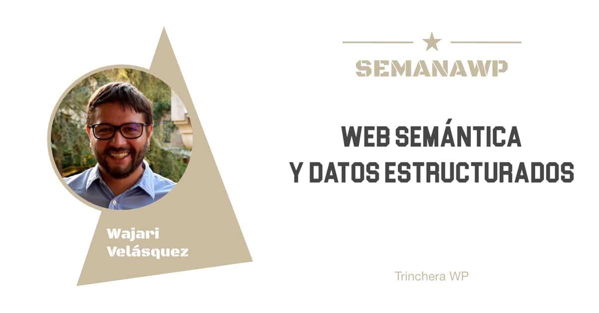 Web semántica y datos estructurados