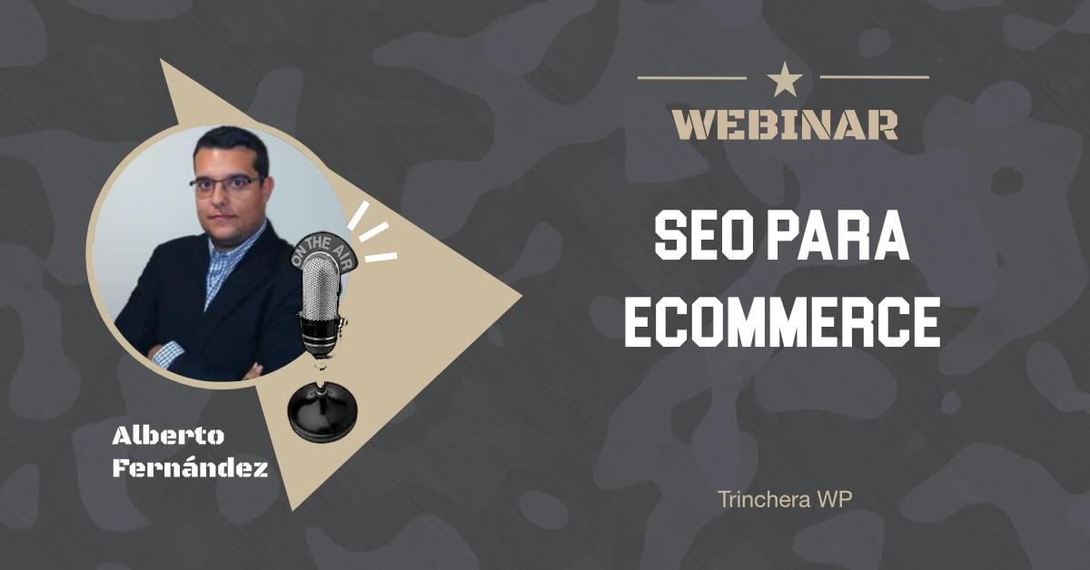 SEO para eCommerce - Trinchera WP