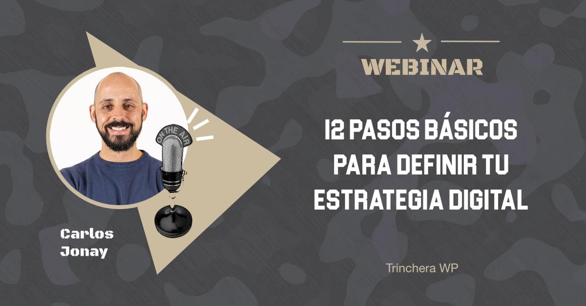 Estrategia Digital - Trinchera WP