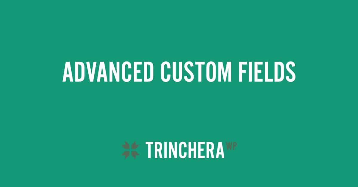 Curso de Advanced Custom Fields