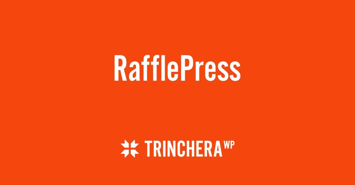 Curso RafflePress